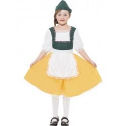 Disfraz De Niña Bávara Infantil