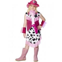 Disfraz De Niña De Rodeo Infantil