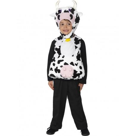 Disfraz de Vaca Moo Infantil