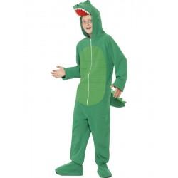 Disfraz de Cocodrilo Verde Infantil