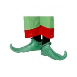 Zapatillas Verdes de Elfo