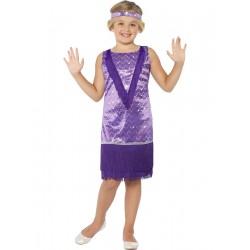 Disfraz De Bailarina De Charleston Infantil