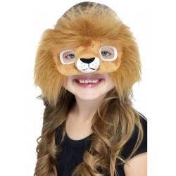 Máscara Infantil De León