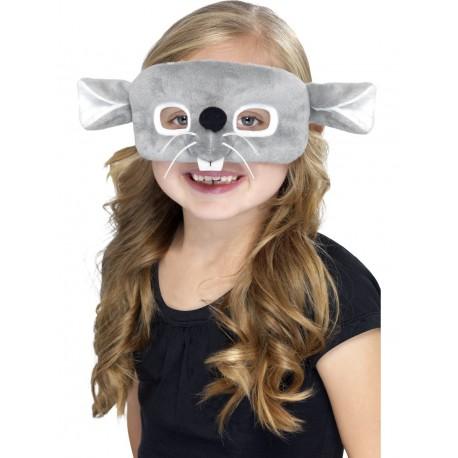 Máscara Infantil De Ratón
