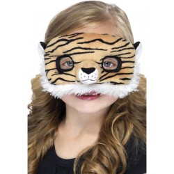 Máscara Infantil De Tigre