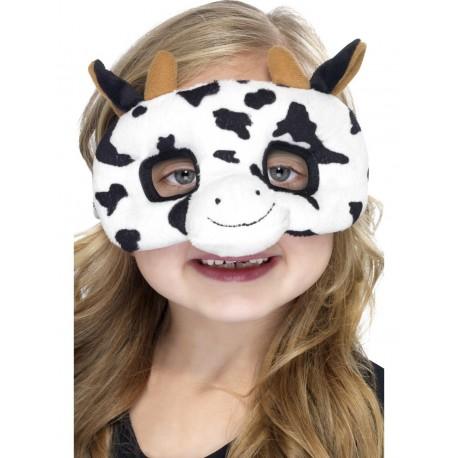 Máscara Infantil De Vaca