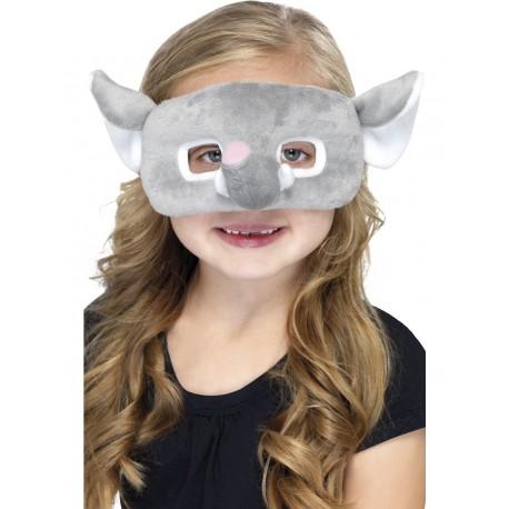 Máscara Infantil De Elefante