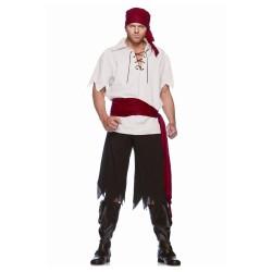 Disfraz de Pirata Despiadado