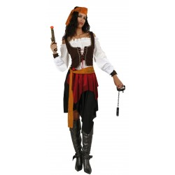 Pirata Feroz Mujer