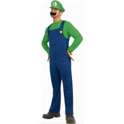Disfraz de Luigi Adulto