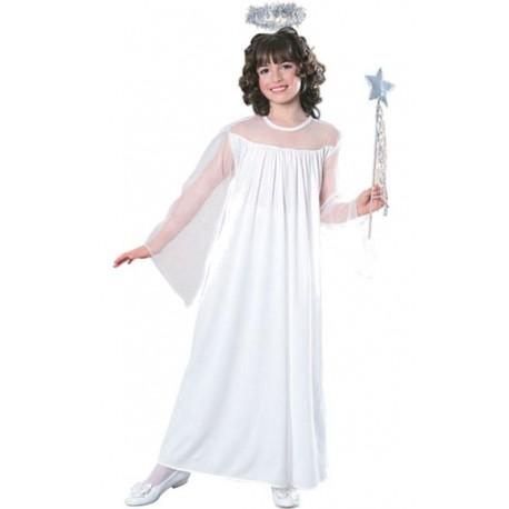 Disfraz de Ángel Infantil Niña