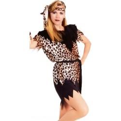 Disfraz de Cavernícola Mujer