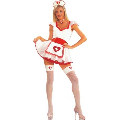 Disfraz de Enfermera Cachonda