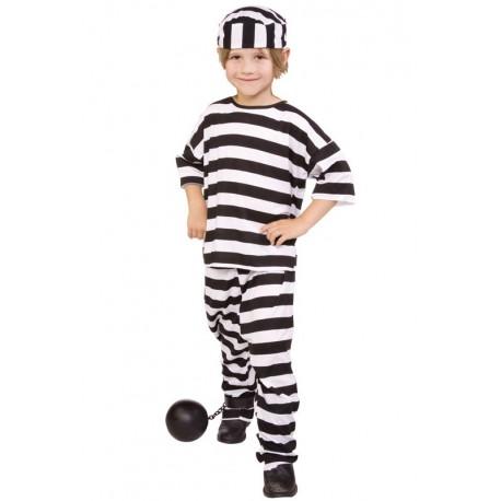 Disfraz de Prisionero Infantil