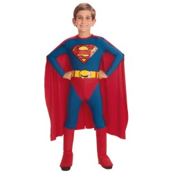 Superhéroe Infantil Super- boy