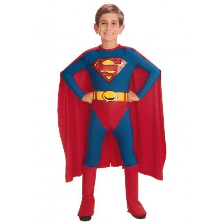 Disfraz de Superhéroe Super- boy