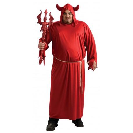 Disfraz de Lucifer Rojo