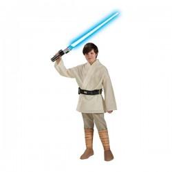 Disfraz de Luke Skywalker Deluxe para Niño (Oficial)