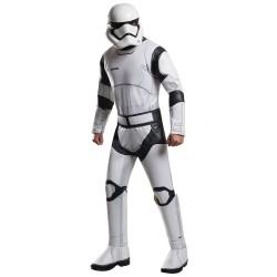 Disfraz de Stormtrooper Star Wars Episodio 7 Deluxe para Hombre (Oficial)