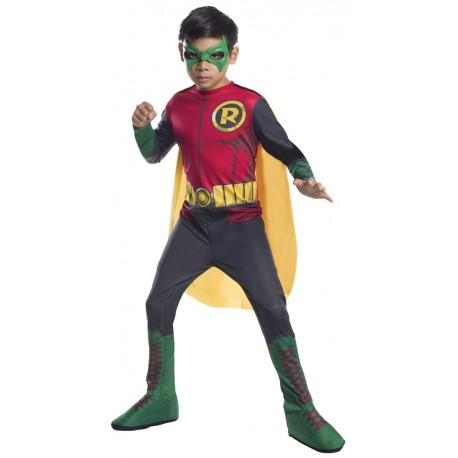Disfraz de Robin Justiciero Classic para Niño (Oficial)