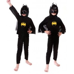 Heroe Bat Murciélago Infantil Batman 4 - 6 años