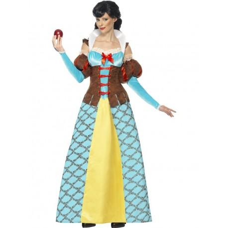 Disfraz de Princesa de la Blanca Nieve