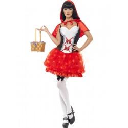 Disfraz de Caperuza Roja Sexy
