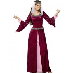 Princesa de Cuento de Hadas o Dama Medieval