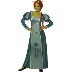 Disfraz de Princesa Fiona (Shrek) con Licencia