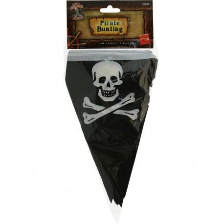 Guirnalda De Banderas Piratas