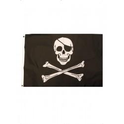 Bandera Pirata De 92x61cm