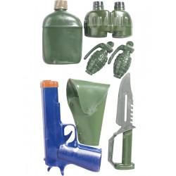 Kit De Accesorios Del Ejército