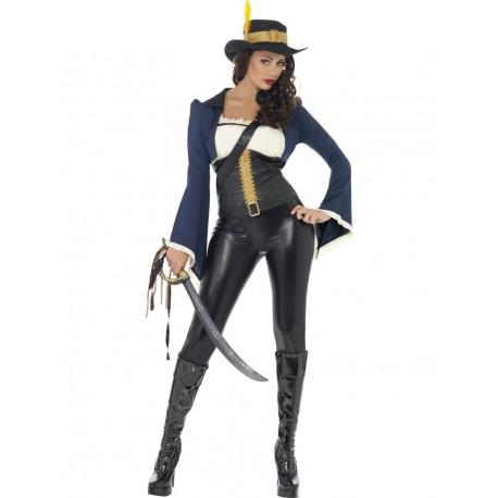 Disfraz de Pirata Penélope