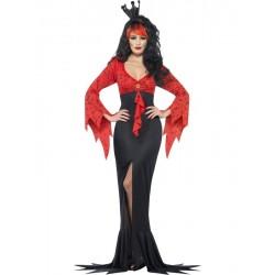 Disfraz de Reina Diabólica