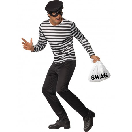 Disfraz de Ladrón de Bancos