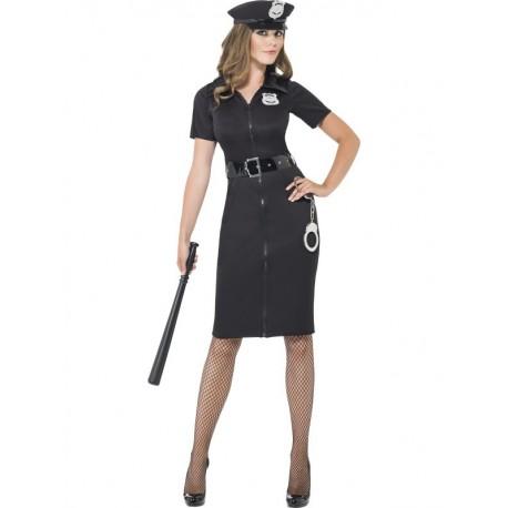 Disfraz de Mujer Policía