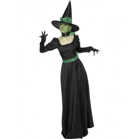 Disfraz de Bruja Mala del Oeste (Wicked Witch)