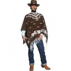 Disfraz De Vaquero Estilo Clint Eastwood