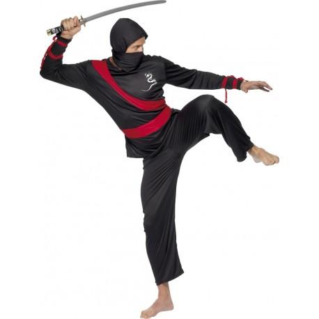 Disfraz De Guerrero Ninja