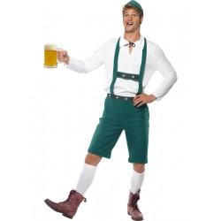 Disfraz De Hombre Bávaro - Oktoberfest