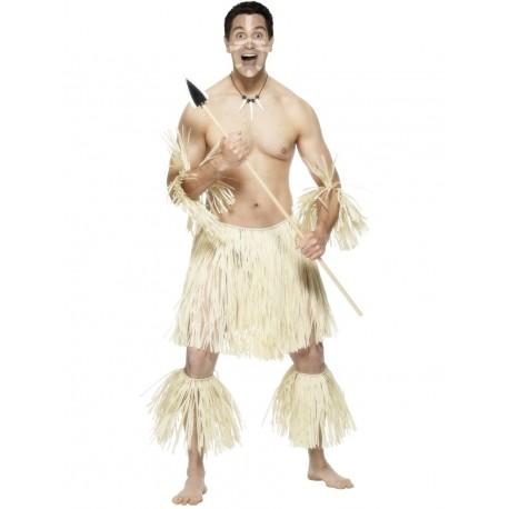 Disfraz De Guerrero Zulú