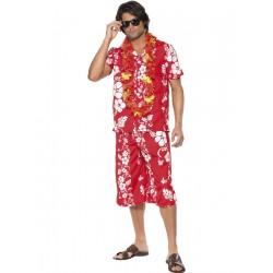 Disfraz De Tiarrón Hawaiano