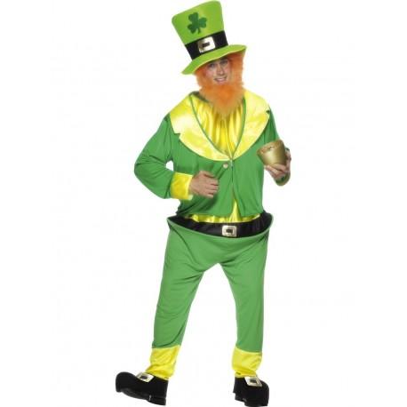 Disfraz De Duende Irlandés - San Patricio