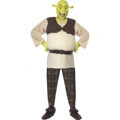 Disfraz Original De Shrek (Licensed)