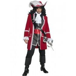 Disfraz De Capitán Pirata Garfio