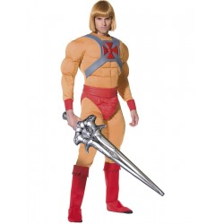 He-Man Prince Adam Licensed