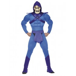 Disfraz de Skeletor Azul de He-Man (Licensed)