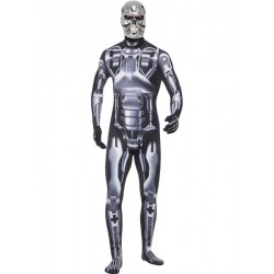 Terminator Inner Skeleton Licensed Second Skin