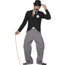 Disfraz De Chaplin De Los Años 20