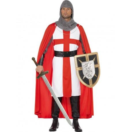Disfraz De Caballero De Las Cruzadas De San Jorge